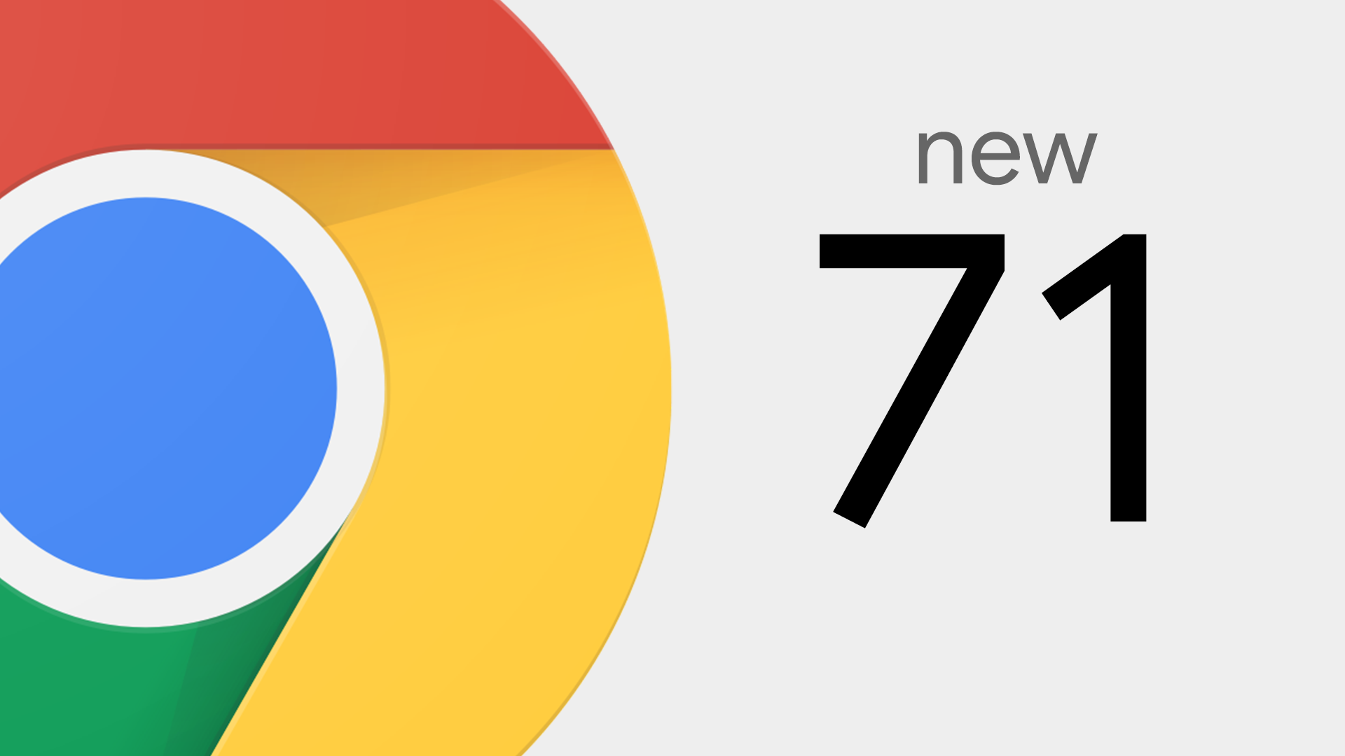 New in Chrome 71