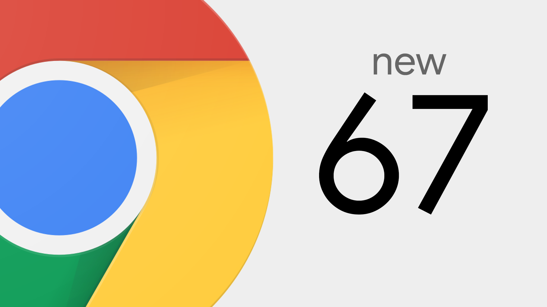 New in Chrome 67