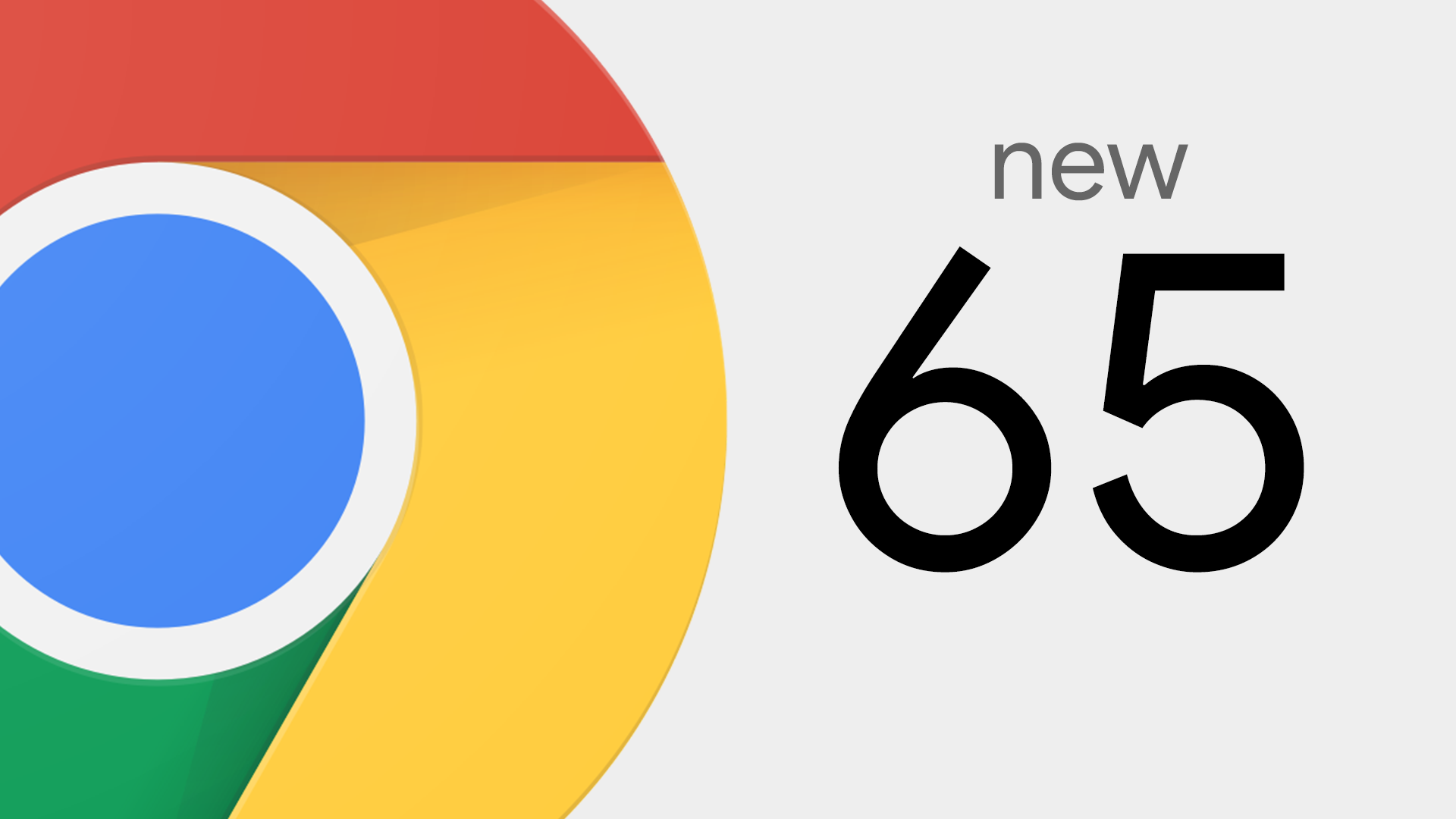 New in Chrome 65