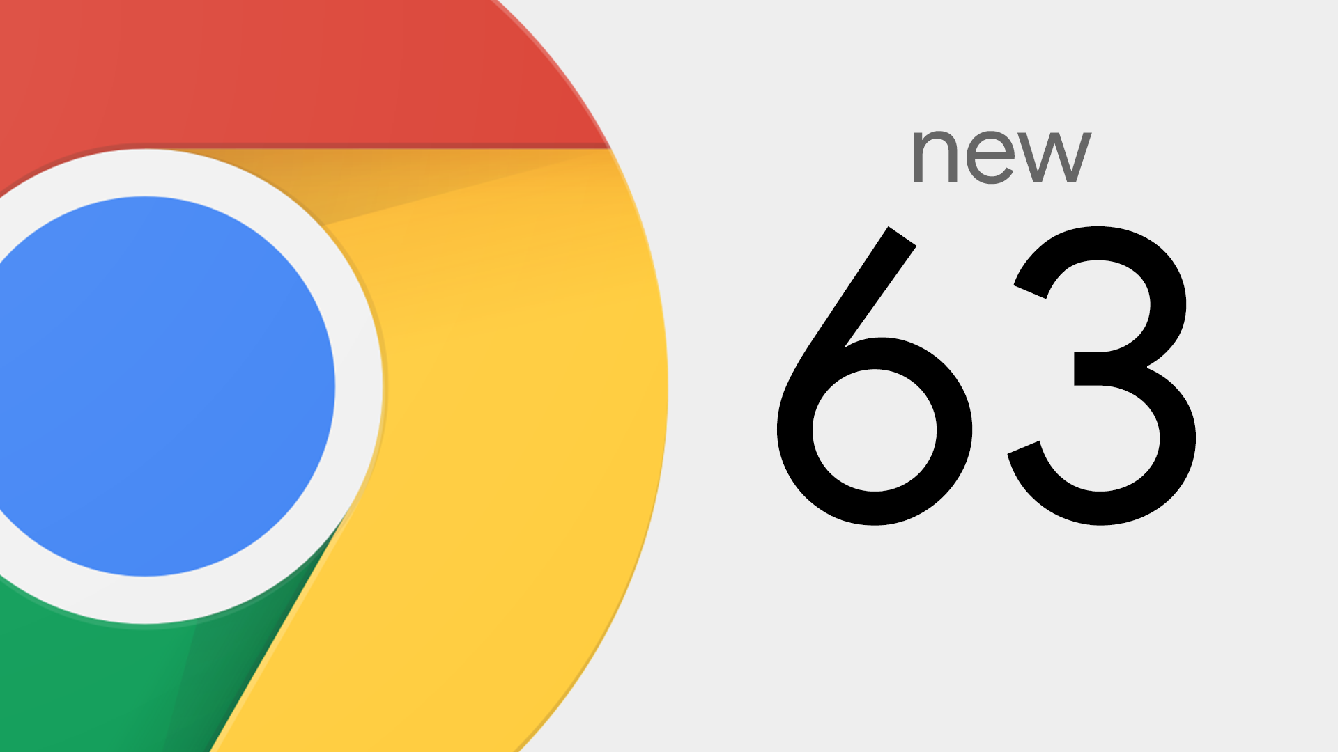 New in Chrome 63