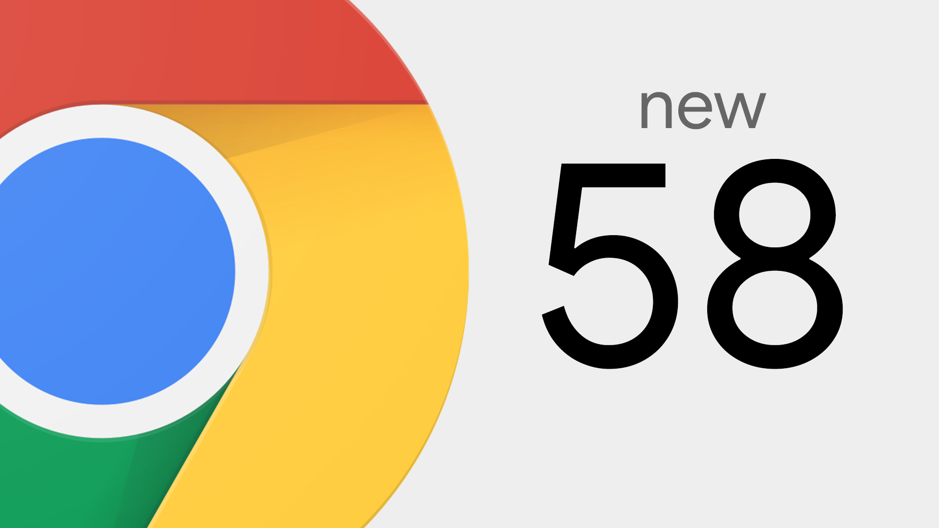 New in Chrome 58