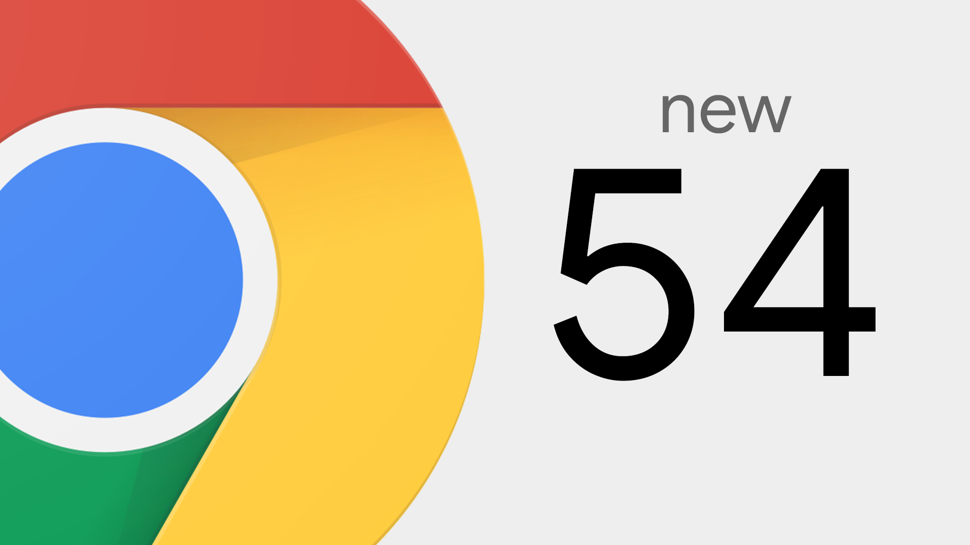 New In Chrome 54