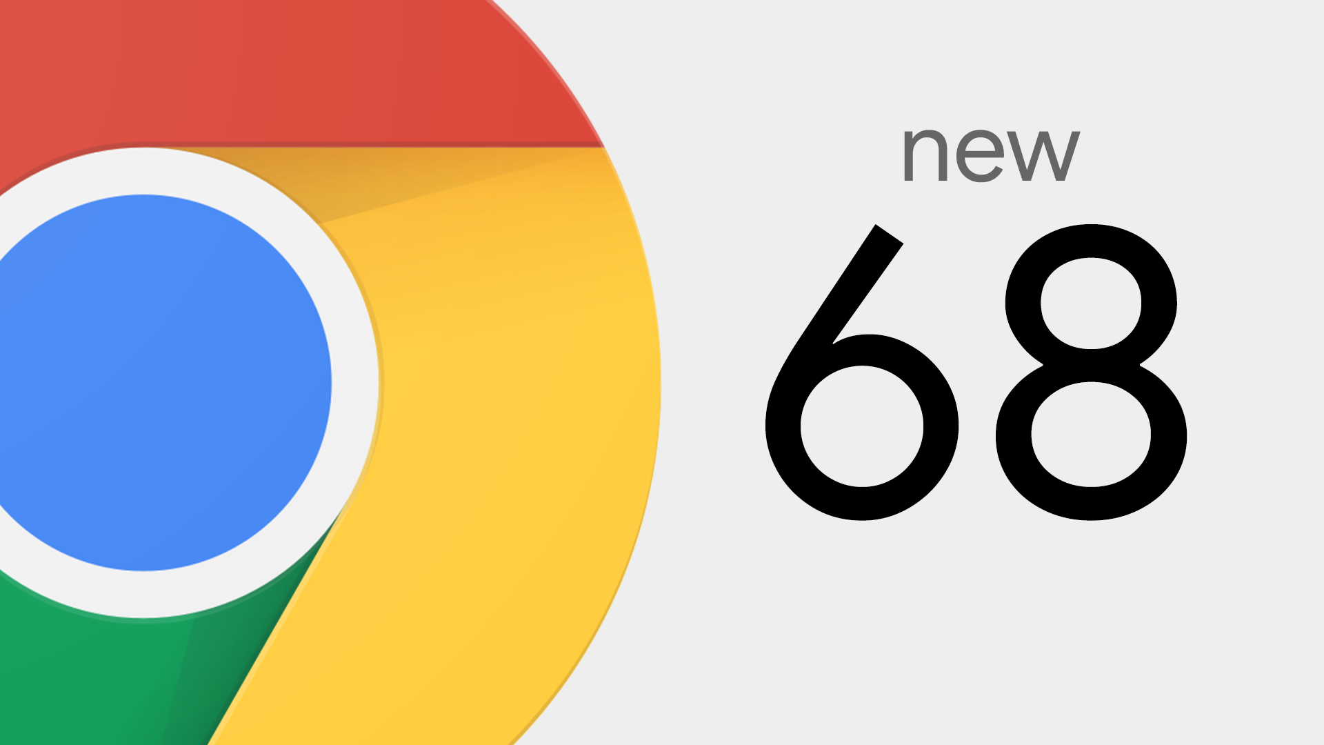 New in Chrome 68