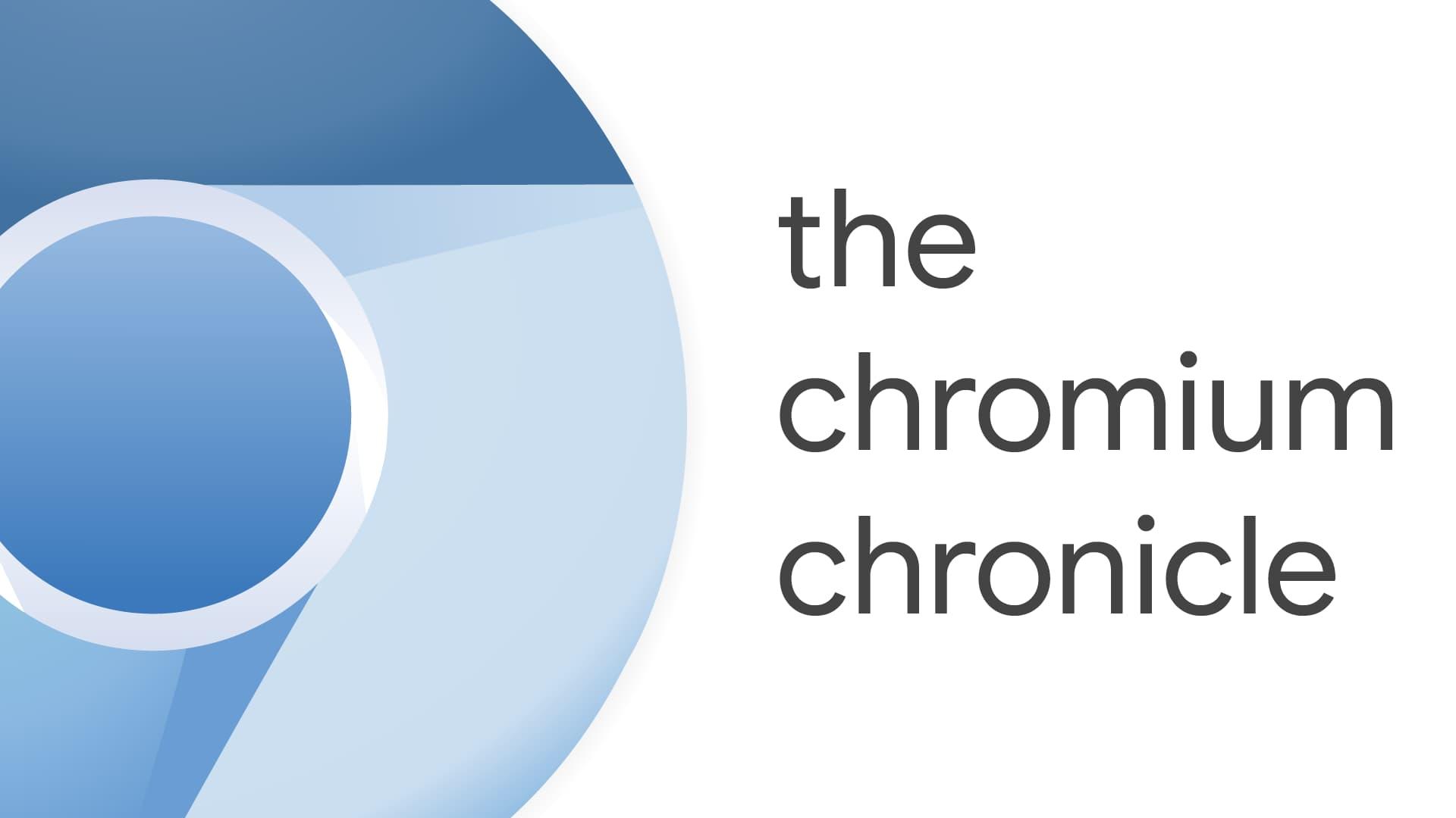 Chromium Chronicle image