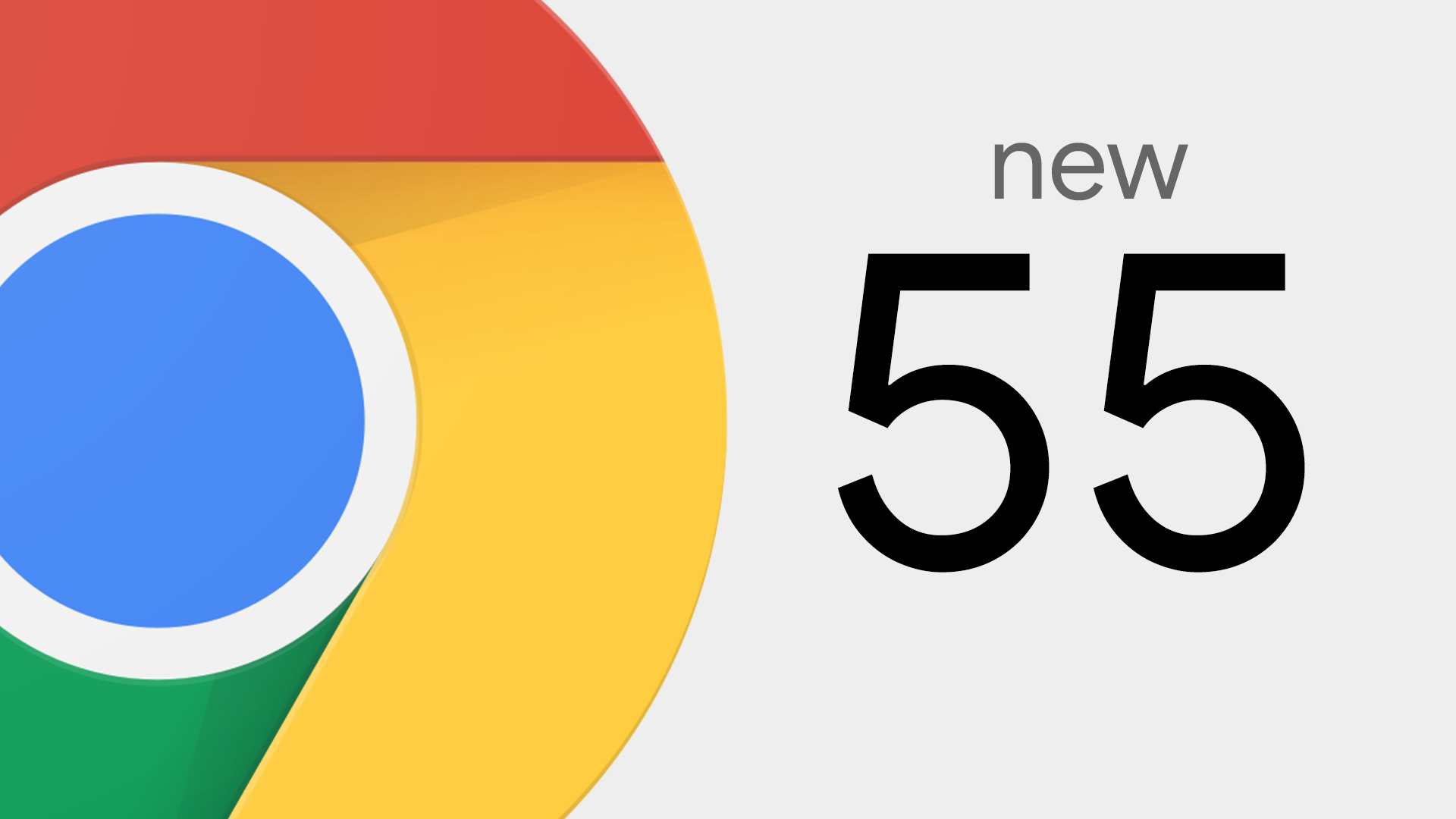 New In Chrome 55