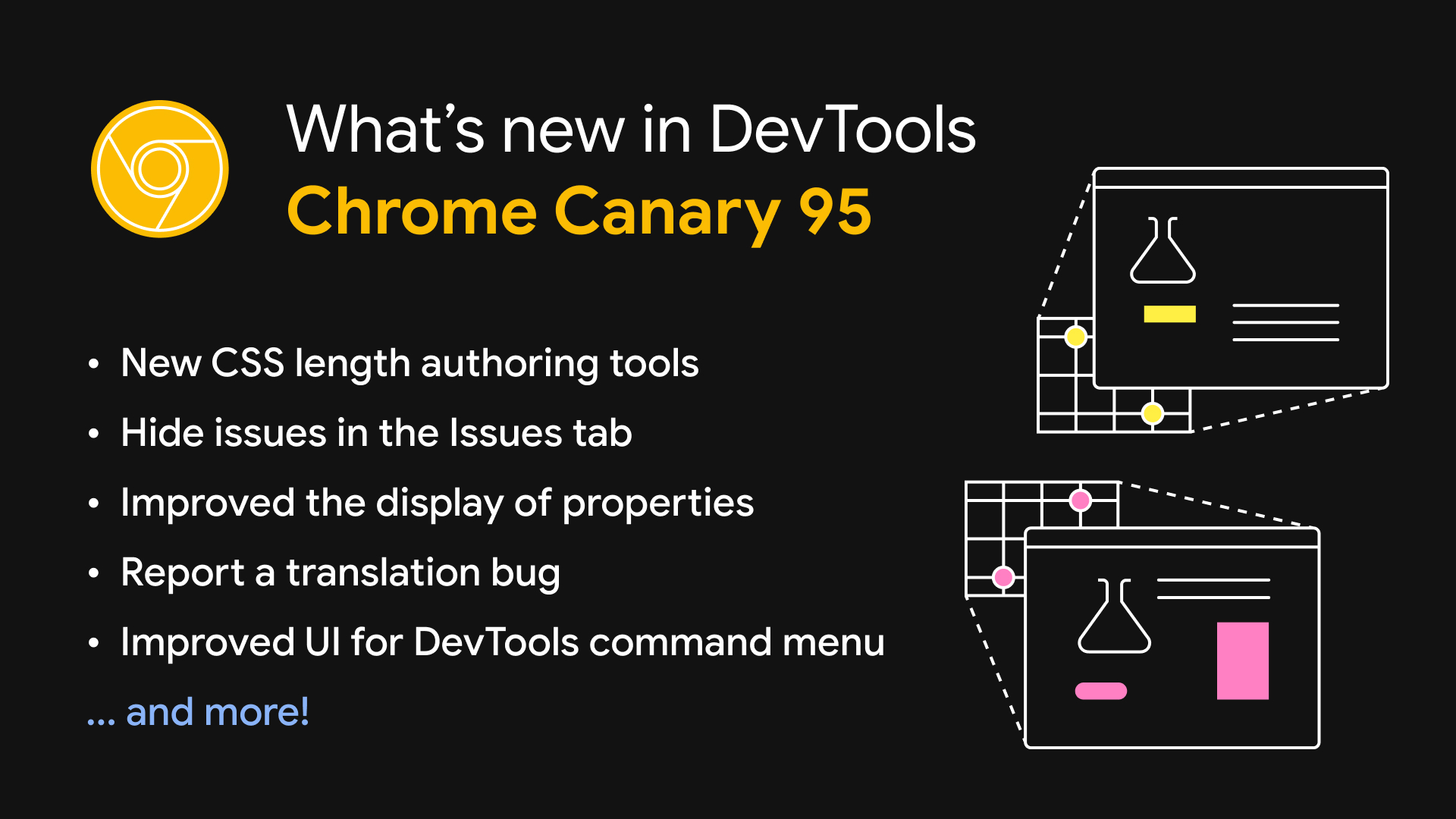 What's New In DevTools (Chrome 95)