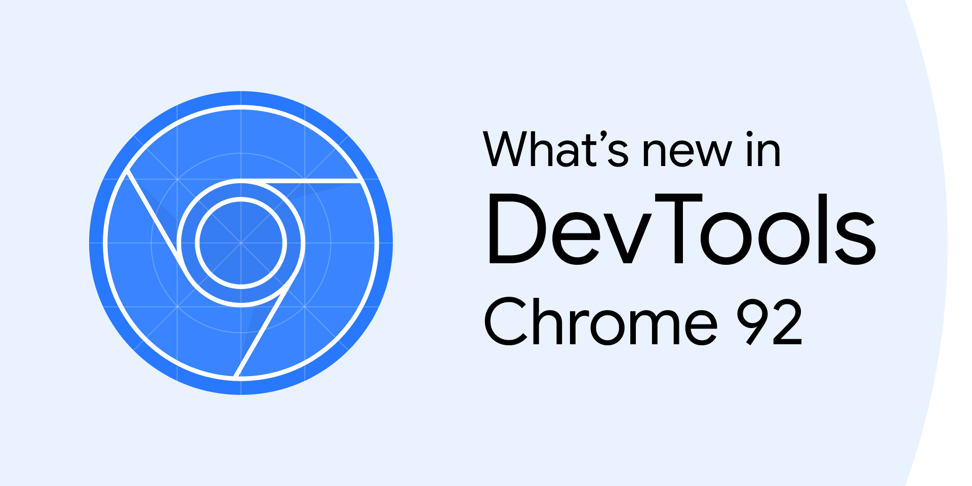What's New In DevTools (Chrome 92)